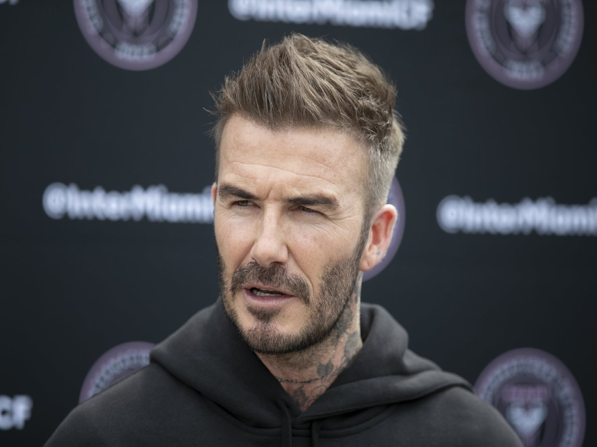 David Beckham Coronavirus Is Having Such A Huge Impact On Mental Health Planetsport