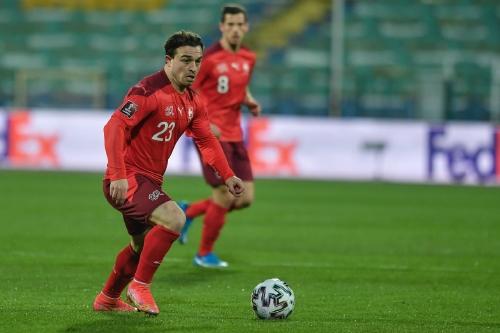 Liverpool and Switzerland forward Xherdan Shaqiri
