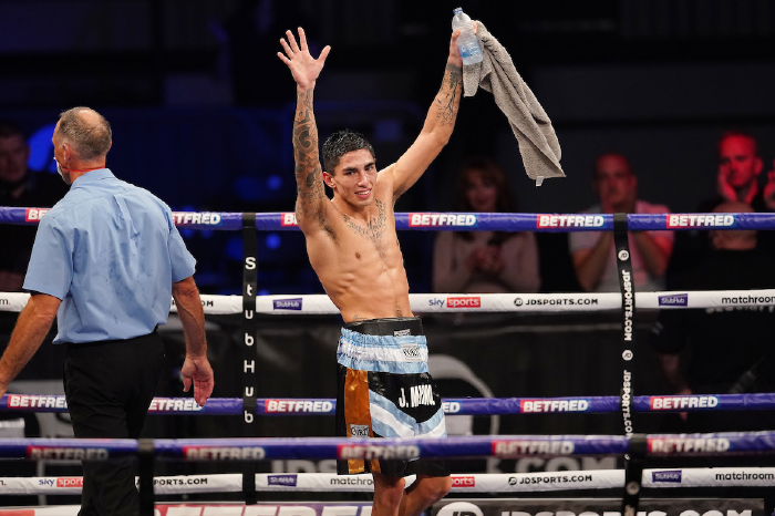 Lewis Ritson gets beaten inside 10 rounds