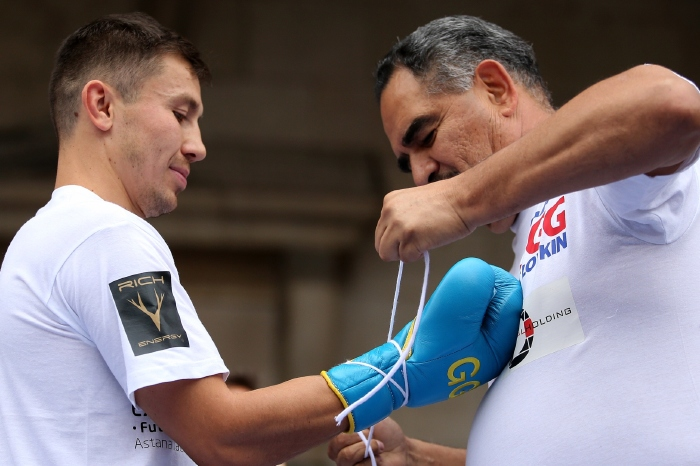 Abel Sanchez is an elite trainer most famous for his work with middleweight great Gennadiy Golovkin