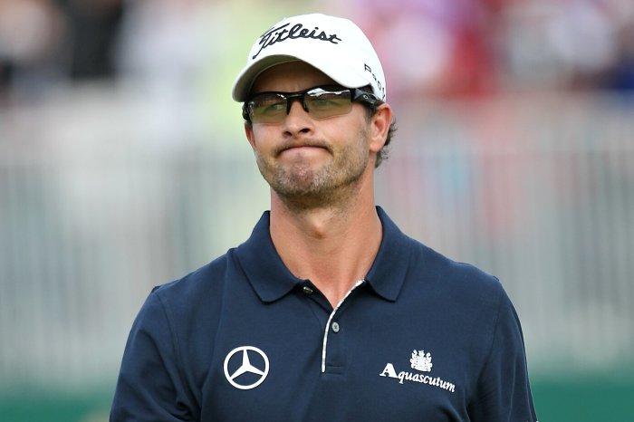Adam Scott is trying to find his best golf