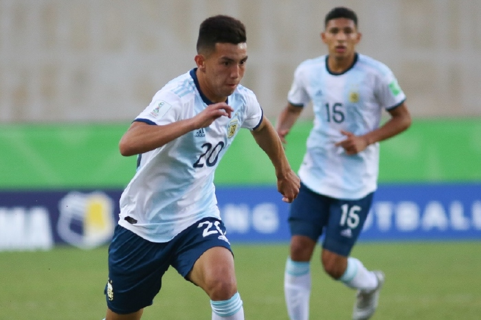 Independiente winger Alan Velasco was the subject of a $14million bid from an unnamed MLS side