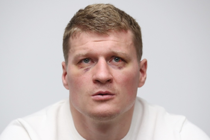 Alexander Povetkin was handed the third loss of his career by Dillian Whyte