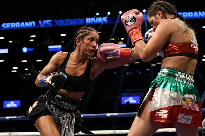 The seven wonders of Amanda Serrano: Boxing's record-breaking Puerto Rican