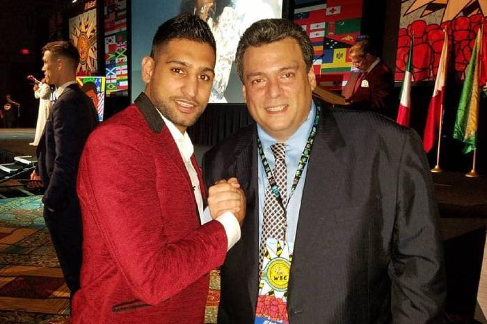 Amir Khan is excited by future WBC fights