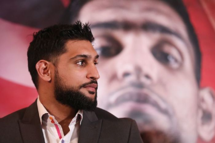 Amir Khan has decided not to go into politics after originally being open to the idea