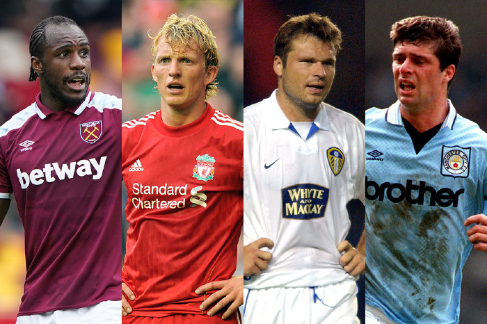 Michail Antonio and other underrated strikers