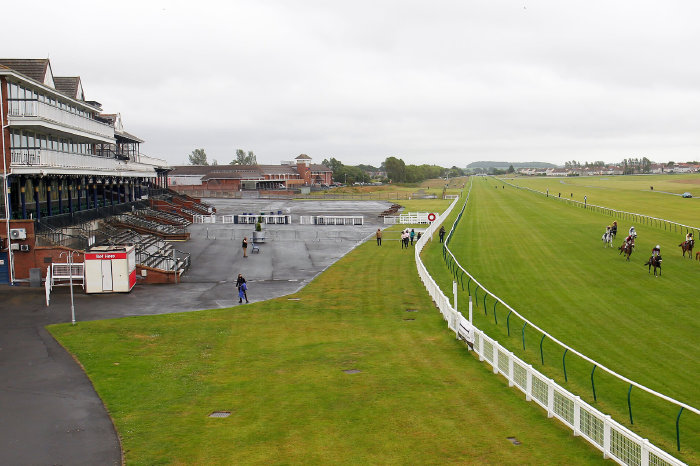 Ayr racecourse