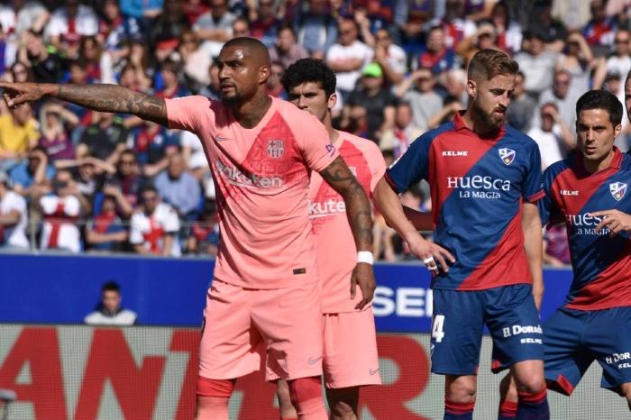 Vidal against Huesca, 2021