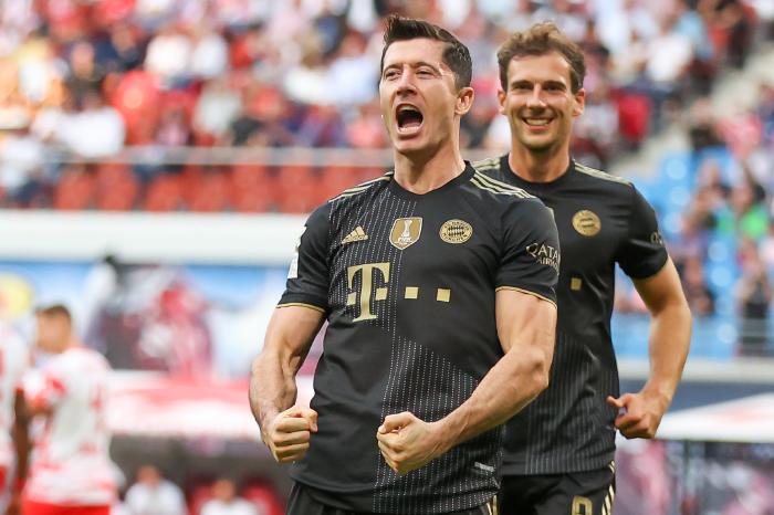 Robert Lewandowski has scored in his last 19 games for Bayern Munich