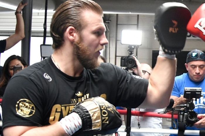Ben Davison gives fascinating insight of being in the corner of Billy Joe Saunders