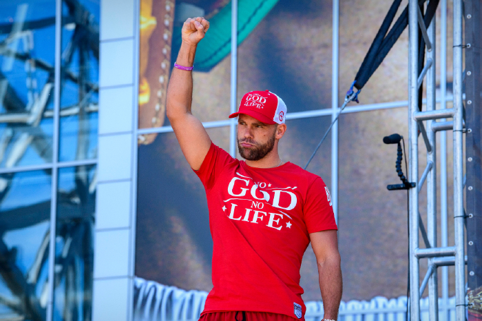 Billy Joe Saunders releases first statement since having successful surgery