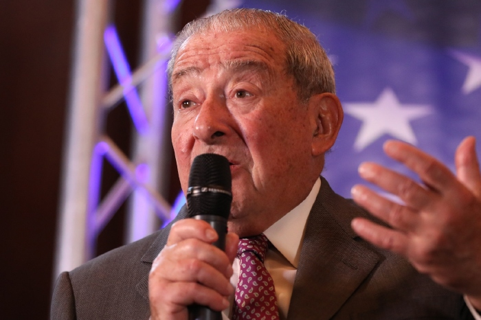 Bob Arum is devastated by the passing of Marvelous Marvin Hagler