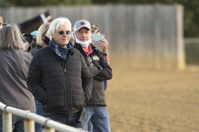 Will Bob Baffert prioritize Hozier over Concert Tour in the Arkansas Derby?