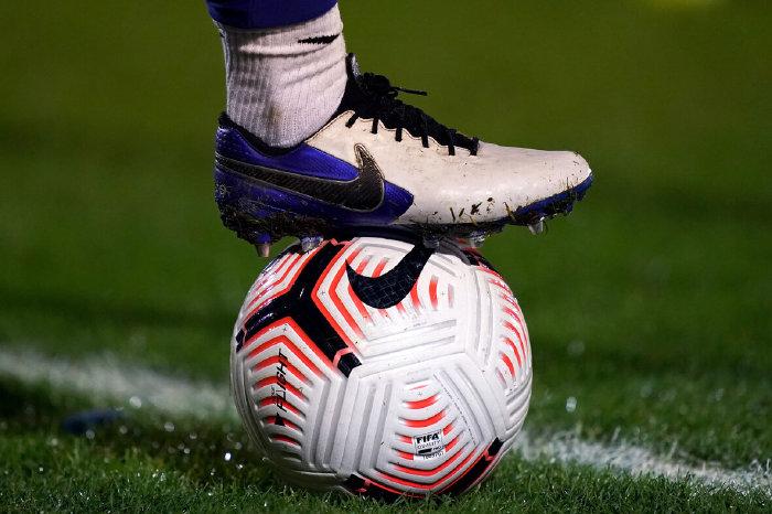Boot and ball