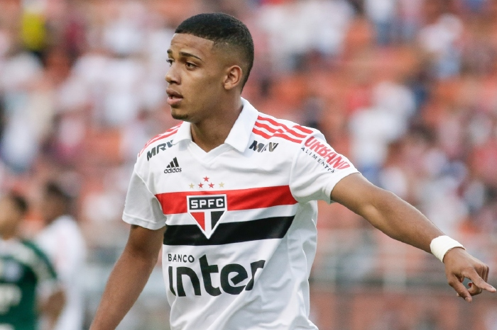 Brenner is on his way to FC Cincinnati from Sao Paulo