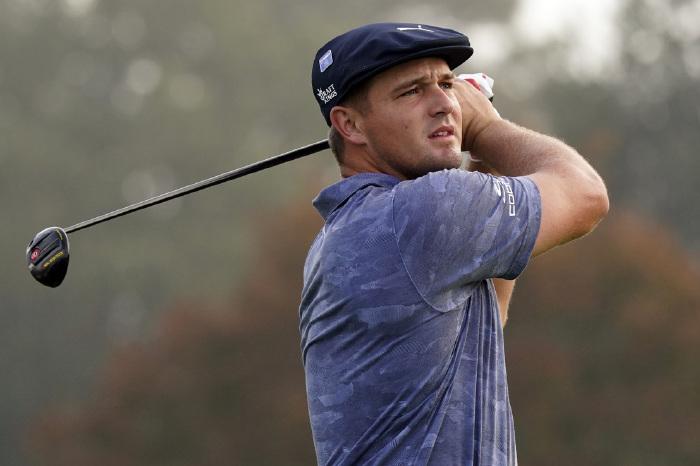 DeChambeau has big-hitting plans for Augusta