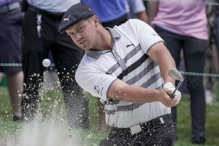 DeChambeau is looking for his second win of 2021.