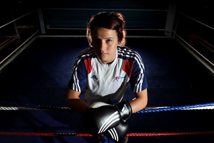 Chantelle Cameron: The bigger the fight, the better the performance