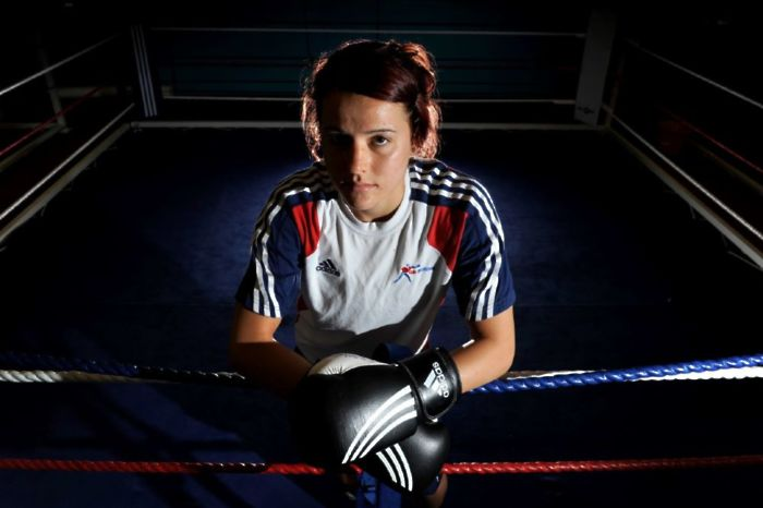 Chantelle Cameron is the eight British fighter to hold a professional world title