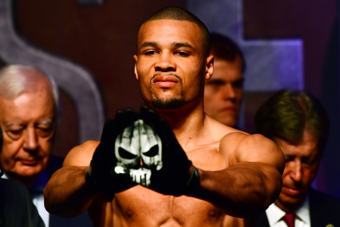 Chris Eubank Jr. to face Marcus Morrison after demanding Canelo and Golovkin fights