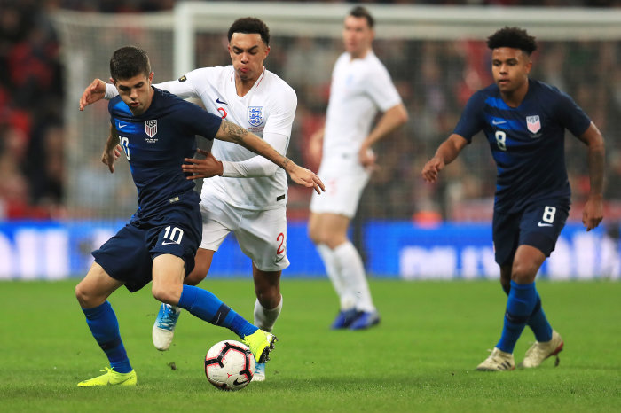 Christian Pulisic and Weston McKennie are set to be key players for USMNT in the World Cup