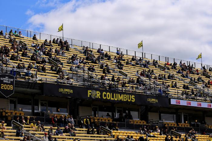 Columbus set to drop the Crew