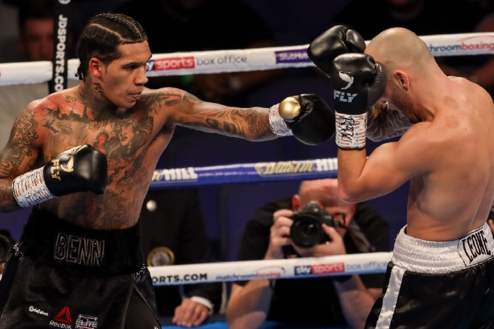 Conor Benn ready to put on a show in Leeds against Adrian Granados