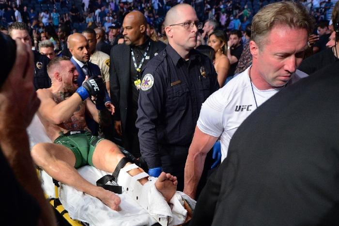 Conor McGregor got what he deserved with leg break, says Dustin Poirier