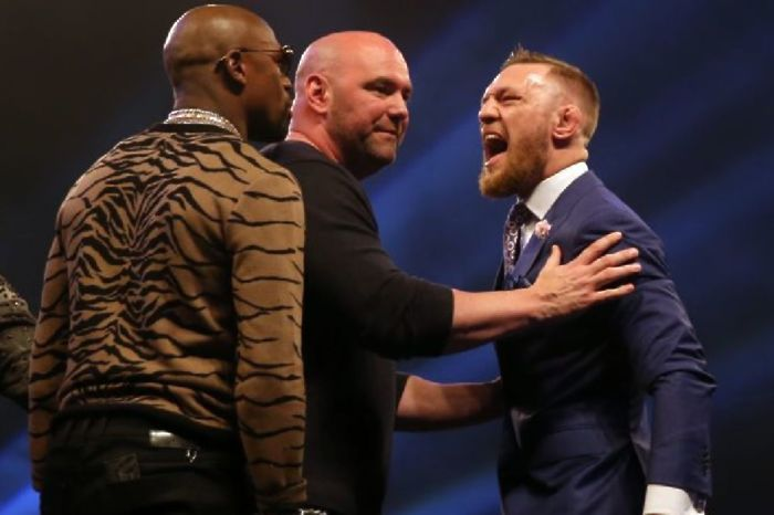 Floyd Mayweather has admitted that he took the fight with Conor McGregor because it was easy money