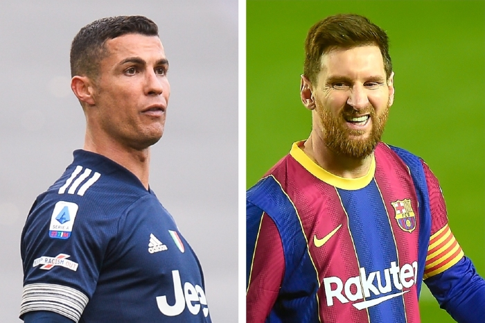 Lionel Messi and Cristiano Ronaldo's most iconic Champions League performances