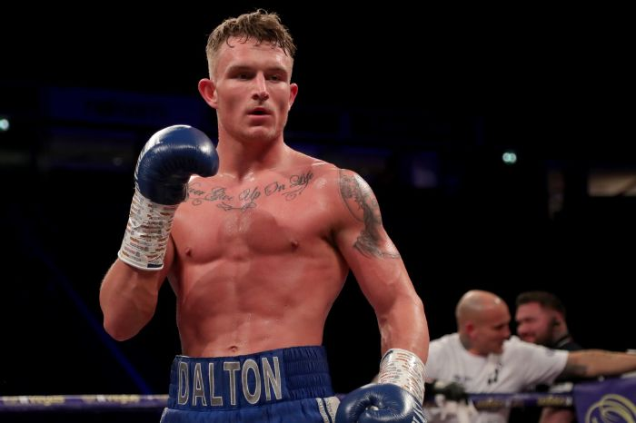 Dalton Smith ready to go at his own pace ahead of Austria bout