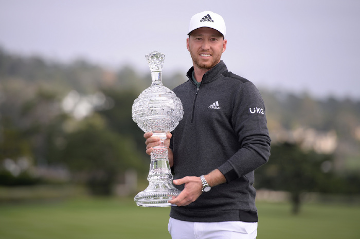 Berger now has two PGA Tour wins in the last nine months.