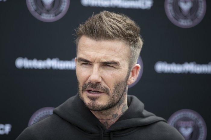David Beckham: Coronavirus is having such a huge impact on mental health