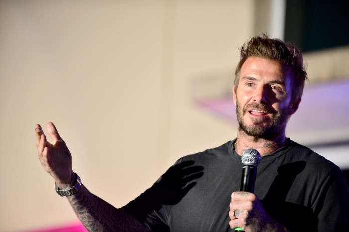 David Beckham is gearing up for his first season as owner of Inter Miami