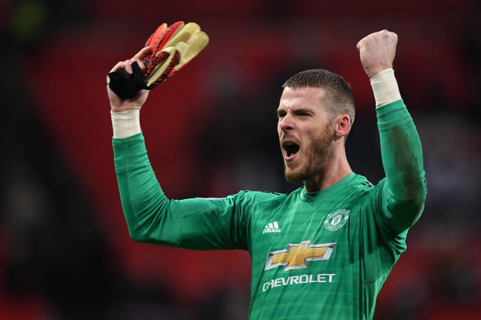De Gea is well-known as one of the best goalkeepers in world soccer