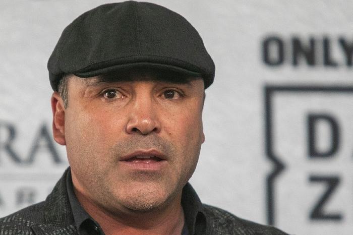 De La Hoya appeared intoxicated over the weekend