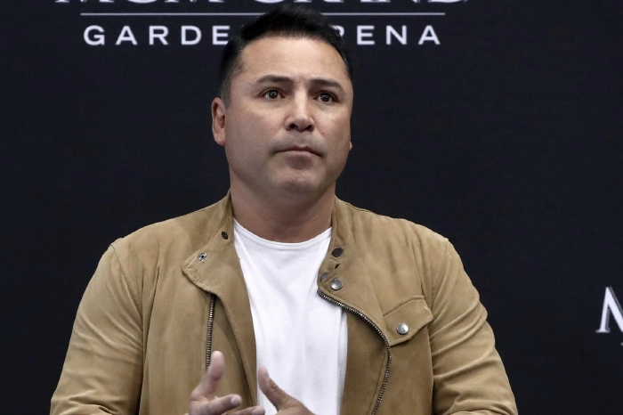 Oscar De La Hoya and Bally's Corporation announced innovative combat sports deal