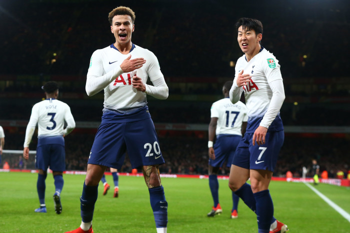 Can Spurs build momentum ahead of the upcoming cup final?