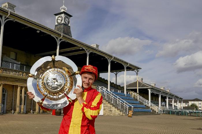 Doncaster St Leger Trophy and Cap