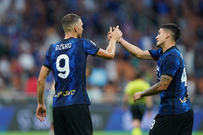 Edin Dzeko, Inter Milan - Champions League acca