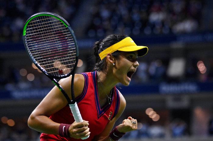 Emma Raducanu makes it into the US Open final