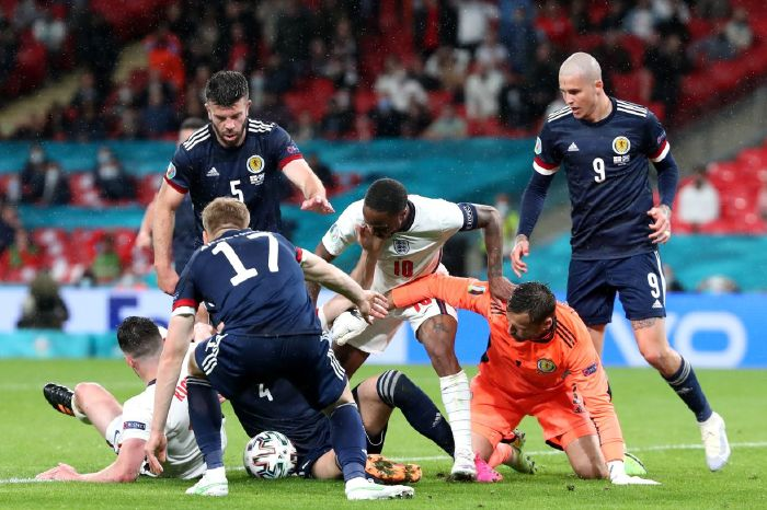 Scotland fighting for Euro 2020 spot