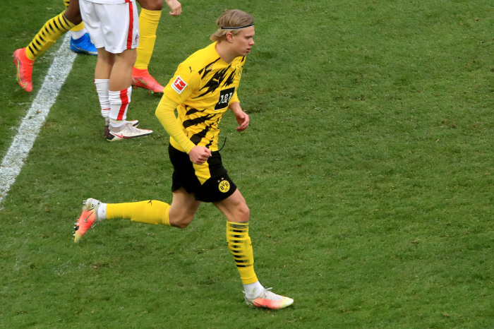 Erling Haaland's future is the hot topic in football at the moment