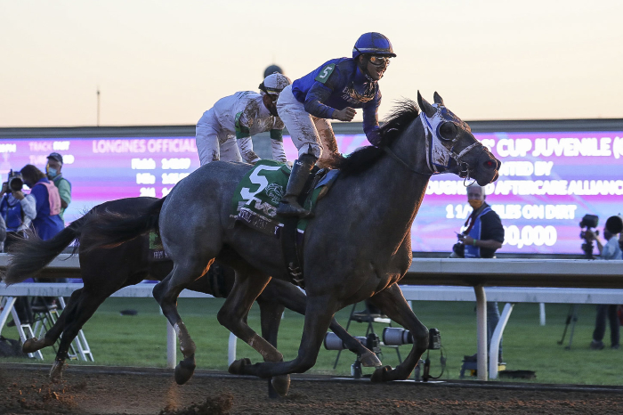 Essential Quality slips to second in Kentucky Derby qualifying standings
