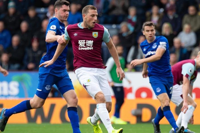 Chris Wood versus Everton, 2021