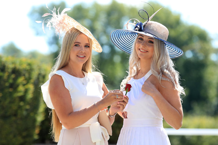 The action at Goodwood promises to be Glorious