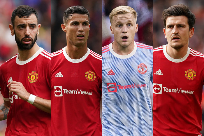 How would you rate Bruno Fernandes, Cristiano Ronaldo, Donny van de Beek, Harry Maguire, and others as Manchester United signings?