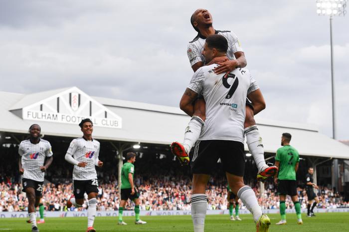 Fulham, Championship