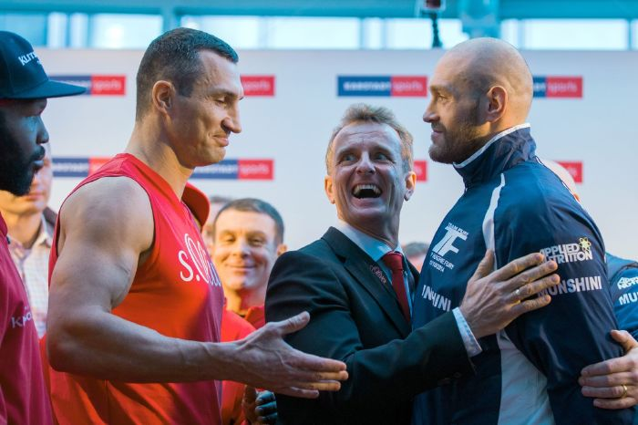 Exclusive: Wladimir Klitschko has 'unfinished business' with Tyson Fury